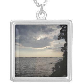 Sunset Clouds Cayuga Lake NY Custom Jewelry