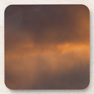 Sunset Clouds Coaster