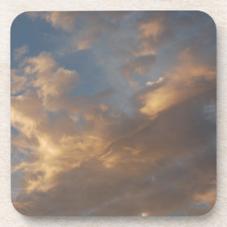 Sunset Clouds II Beverage Coaster