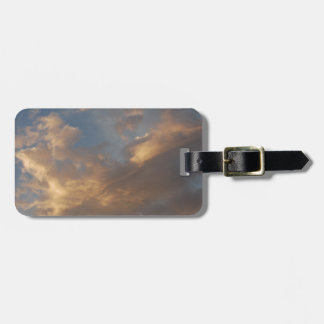 Sunset Clouds II Tags For Luggage