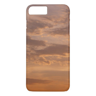 Sunset Clouds IV Pastel Abstract Nature Photograph iPhone 7 Plus Case