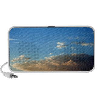 Sunset Clouds on Speaker