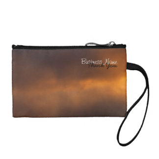 Sunset Clouds; Promotional Coin Purse