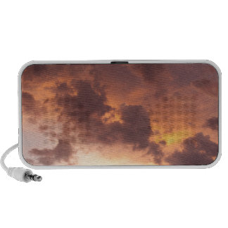 Sunset Clouds PC Speakers