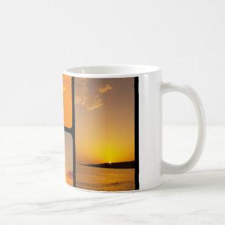 Sunset Collage Mugs
