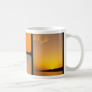 Sunset Collage Coffee Mug