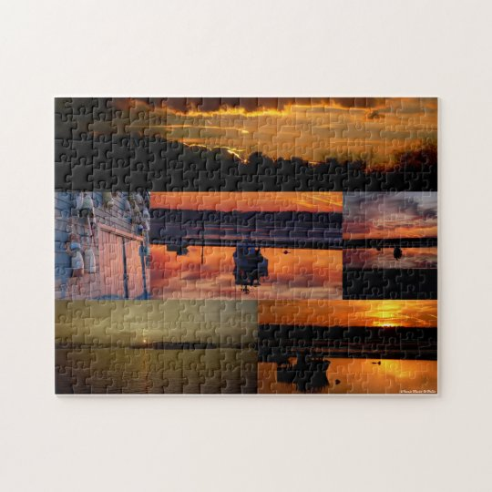 Sunset Collage- Puzzle