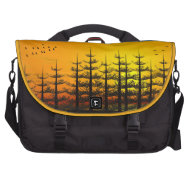 Sunset Commuter Bag Colorful