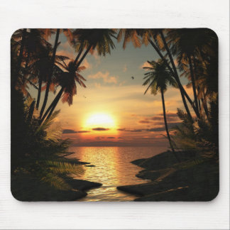 Sunset Cove Mouse Pad