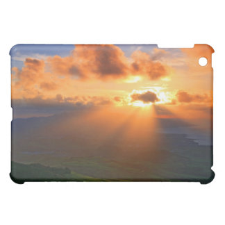 Sunset Cover For The iPad Mini