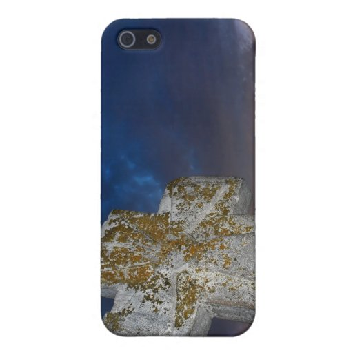 Sunset Cross iPhone Case Cover For iPhone 5