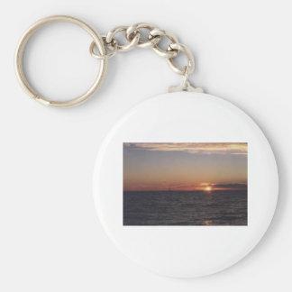 sunset.cruise llavero redondo tipo pin