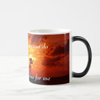 Sunset Cup 11 Oz Magic Heat Color-Changing Coffee Mug