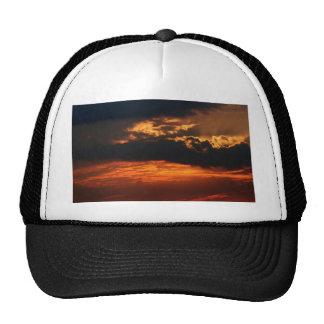 Sunset-D1081 ardiente (8-22-06) Gorro De Camionero