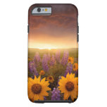 Sunset Daisies iPhone 6 Case