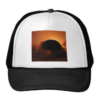 Sunset Depths Of Dusk Trucker Hats