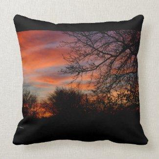 Sunset Design 2 Pillows