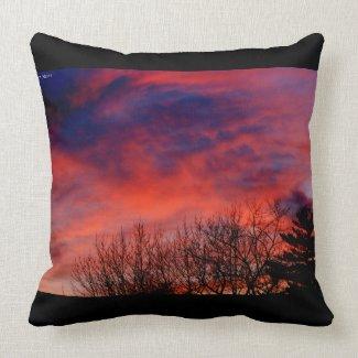 Sunset Design 3 Pillows