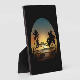 Sunset Display Plaques