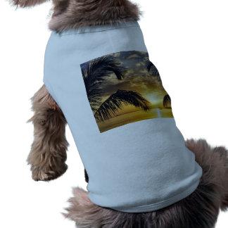 Sunset Pet Tee Shirt