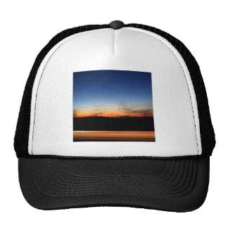 Sunset Dome Of Light Trucker Hat