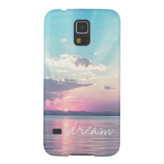 Sunset Dream Customize Galaxy S5 Cover