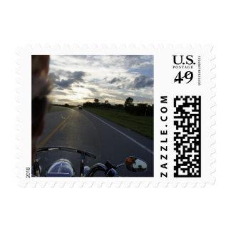 Sunset Drive Postage