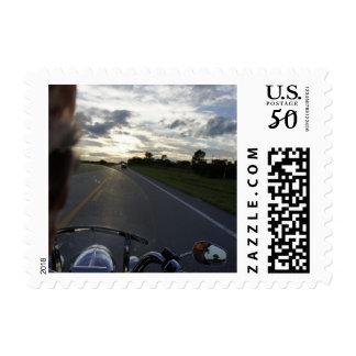 Sunset Drive Postage