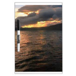 SUNSET DRY ERASE WHITE BOARD