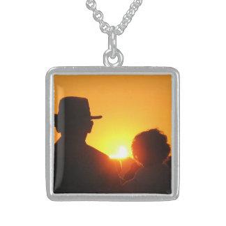 Sunset Eclipse Necklace