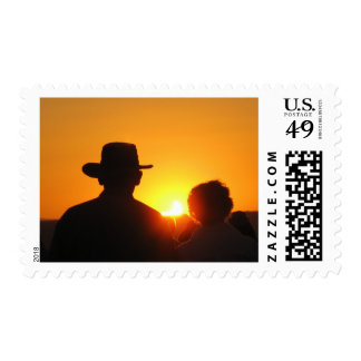 Sunset Eclipse Stamps