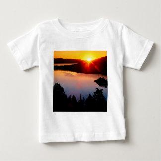 Sunset Emerald Bay Lake Tahoe Infant T-shirt
