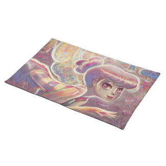 Sunset Fairy American MoJo Placemats