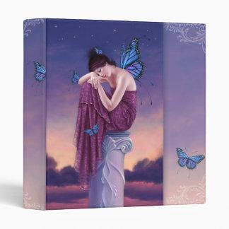 Sunset Fairy Binder