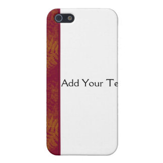 Sunset Ferns Covers For iPhone 5