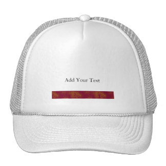 Sunset Ferns Trucker Hat