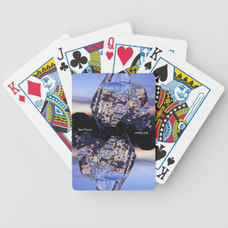 Sunset Fish Playing Cards