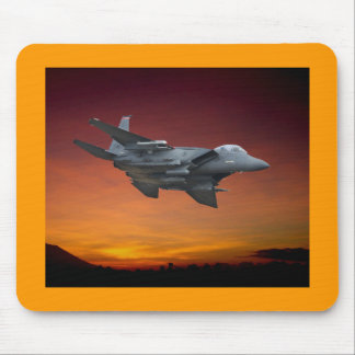 Sunset Flight Mouse Pads