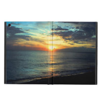 Sunset Florida Beach iPad Air Cover