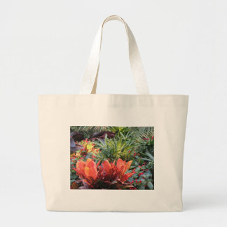 Sunset flowers bags