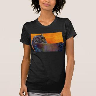 Sunset Friesian T-Shirt
