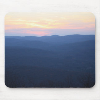 Sunset from Bear Mt Mouse Pad