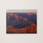 Sunset from Mather Point over Grand Canyon Jigsaw Puzzles