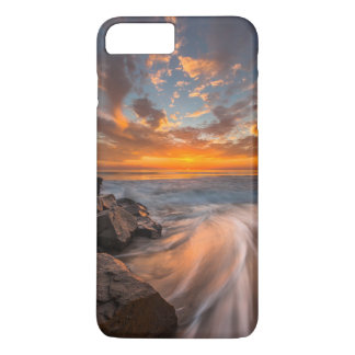 Sunset from Tamarach Beach iPhone 8 Plus/7 Plus Case