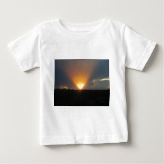 Sunset from the Monorail. Baby T-Shirt