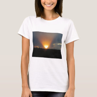Sunset from the Monorail. T-Shirt