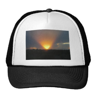 Sunset from the Monorail. Trucker Hat