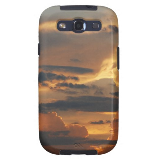Sunset Galaxy S3 Case