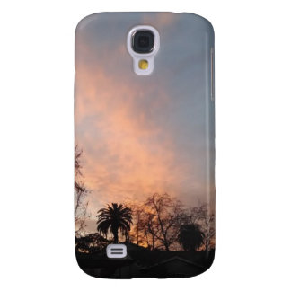 Sunset Galaxy S4 Cover