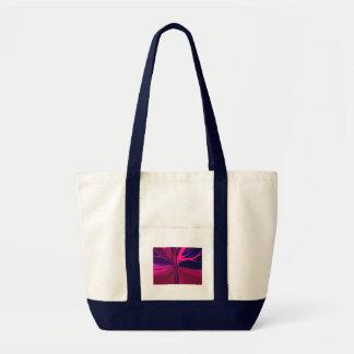 Sunset Garden Canvas Tote Bag